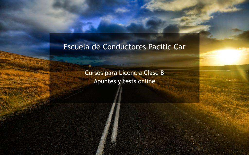 Conducción Clase B